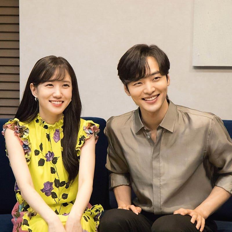 7 Potret Romantis Park Eun-bin dan Kim Min-jae di Do You Like Brahms, Bikin Baper Abis - Foto 1