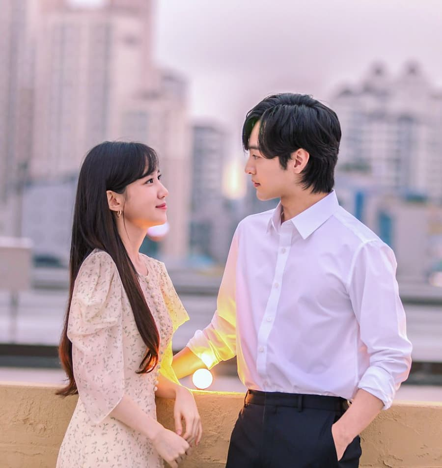7 Potret Romantis Park Eun-bin dan Kim Min-jae di Do You Like Brahms, Bikin Baper Abis - Foto 3