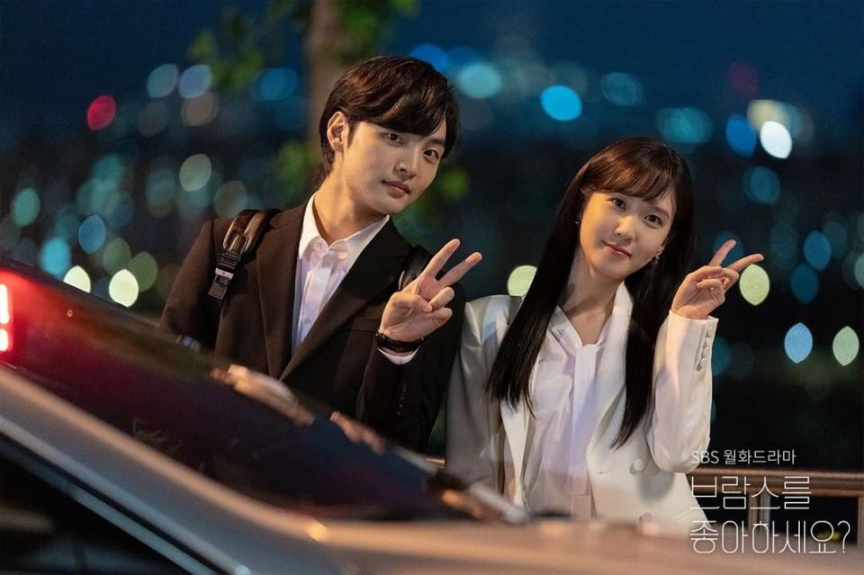 7 Potret Romantis Park Eun-bin dan Kim Min-jae di Do You Like Brahms, Bikin Baper Abis - Foto 2