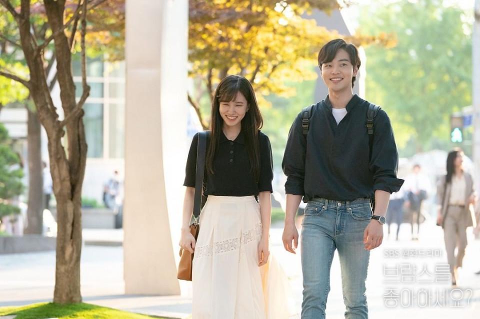 7 Potret Romantis Park Eun-bin dan Kim Min-jae di Do You Like Brahms, Bikin Baper Abis - Foto 4