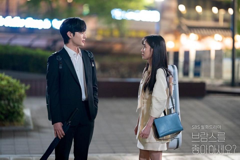 7 Potret Romantis Park Eun-bin dan Kim Min-jae di Do You Like Brahms, Bikin Baper Abis - Foto 5