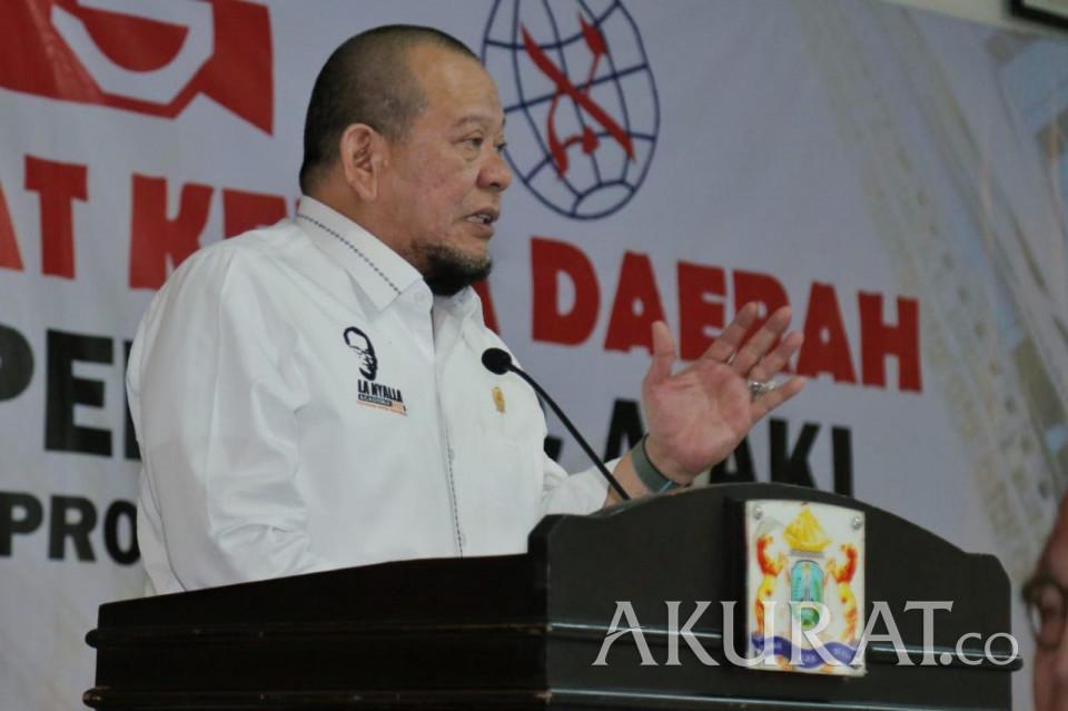 Ketua DPD RI: Generasi Muda Miliki Peran Besar Bagi Suatu Bangsa