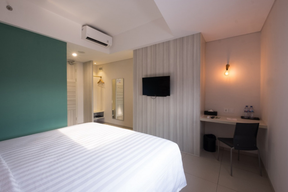 The Sweetest November by Hotel 88, Menginap dengan Aman dan Nyaman - Foto 2