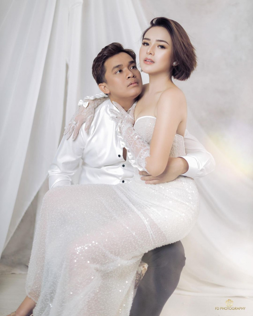 7 Potret Romantis Billy Syahputra dan Amanda Manopo, Bikin Baper Warganet - Foto 5
