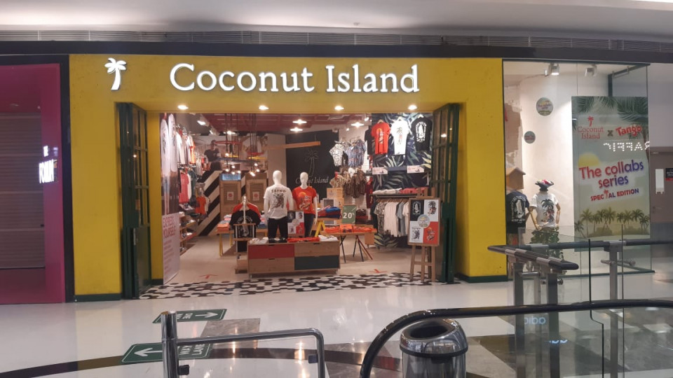 Bertahan di Tengah Pandemi, Wafer Tango Berkolaborasi dengan Coconut Island