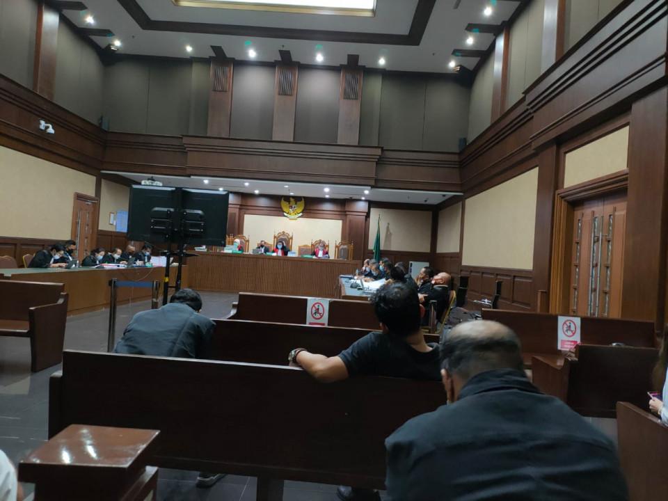 Terdakwa Kasus Jiwasraya Mengaku Jadi Korban Konspirasi JPU