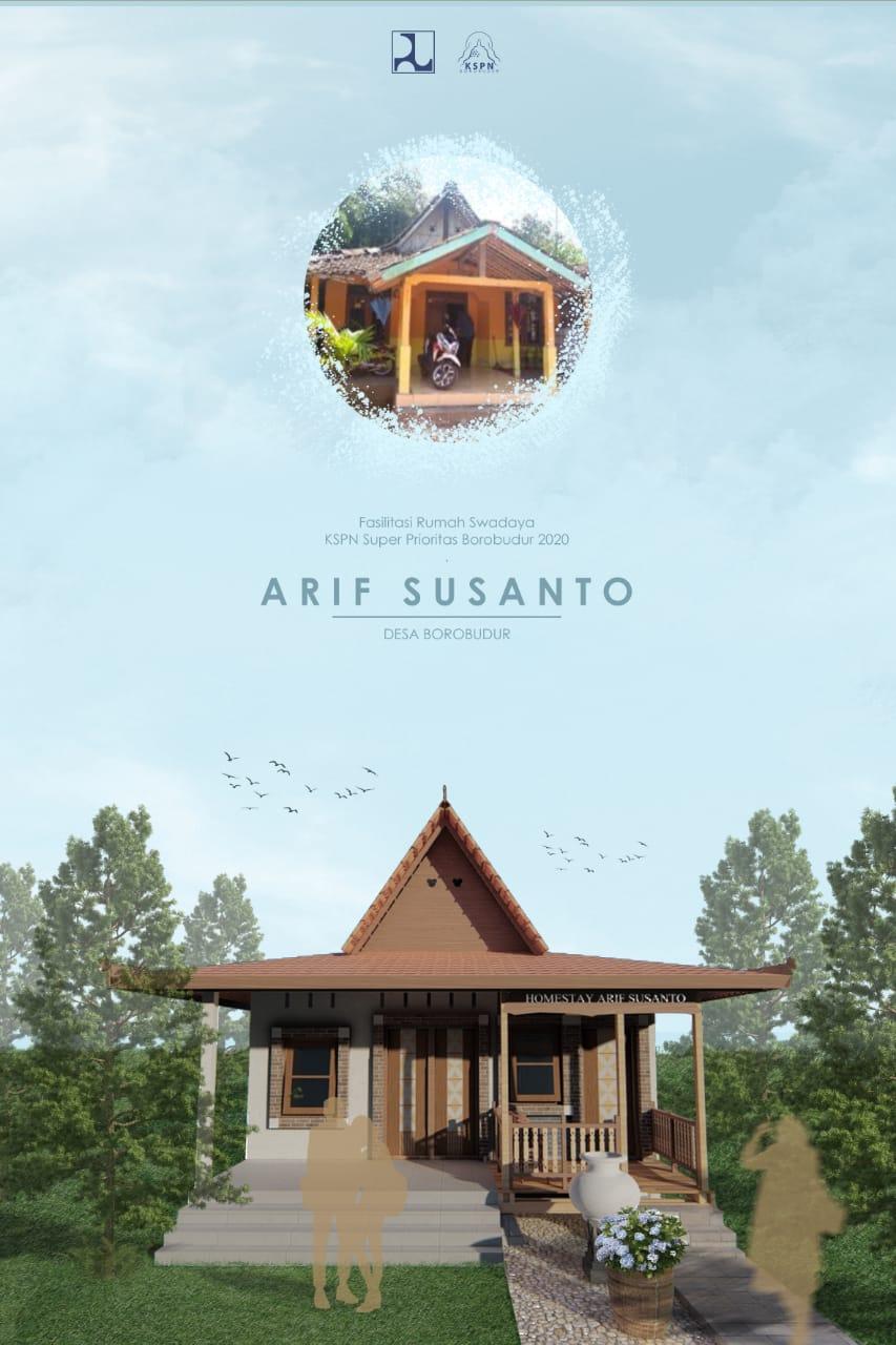 Bangun Sarana Hunian Pariwisata KSPN Borobudur, PUPR Rogoh Kocek Rp58,2 Miliar - Foto 1