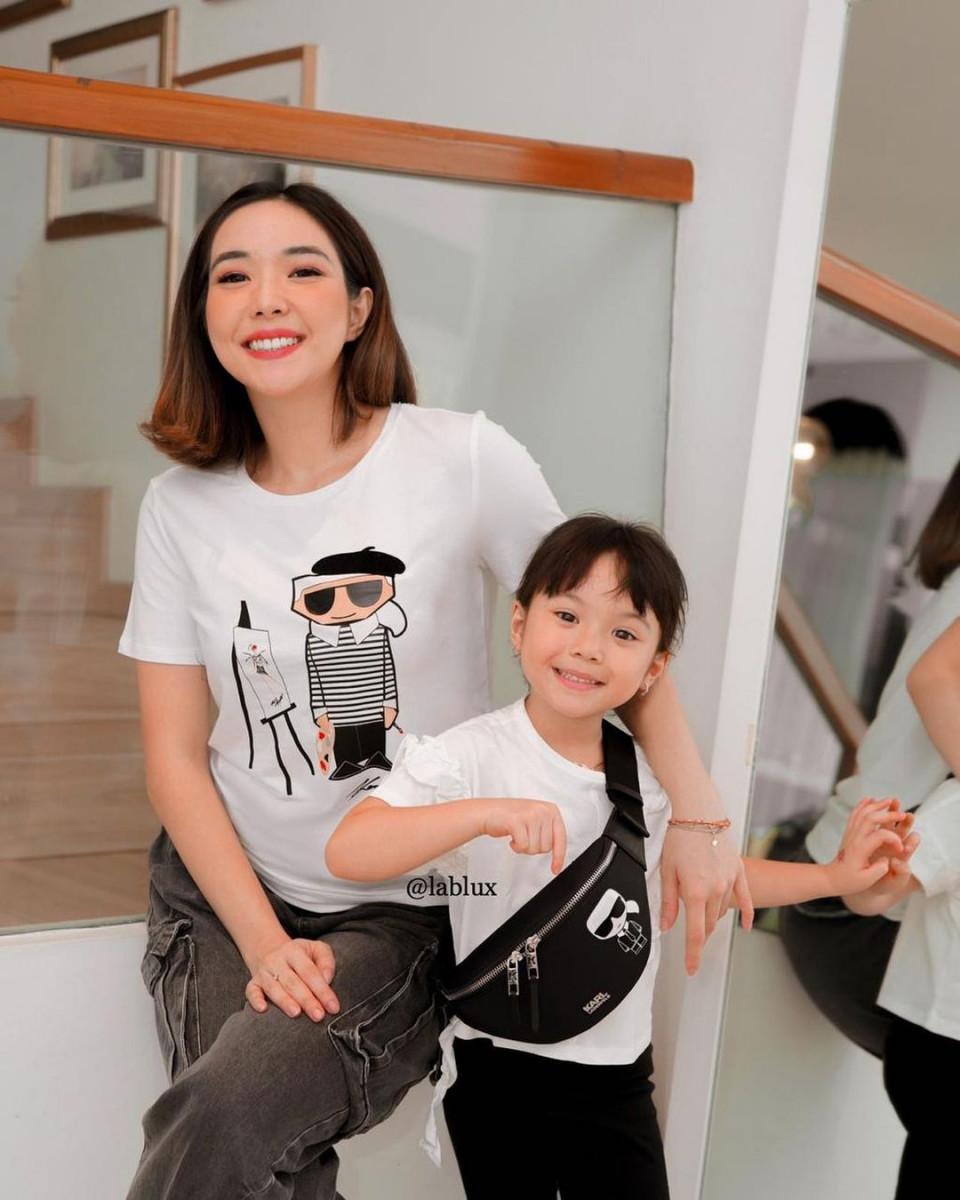 7 Potret Gisel dan Gempi Pakai Baju Kembar, Goals Banget - Foto 4