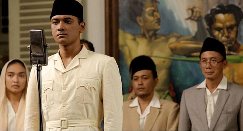 5 Aktor Indonesia Perankan Tokoh Pahlawan - Foto 1