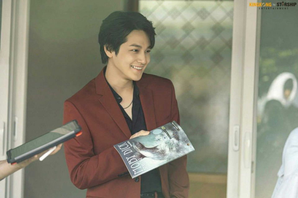 7 Potret Ganteng Kim Bum di Drama Tale of the Nine Tailed, Bikin Jatuh Hati - Foto 4