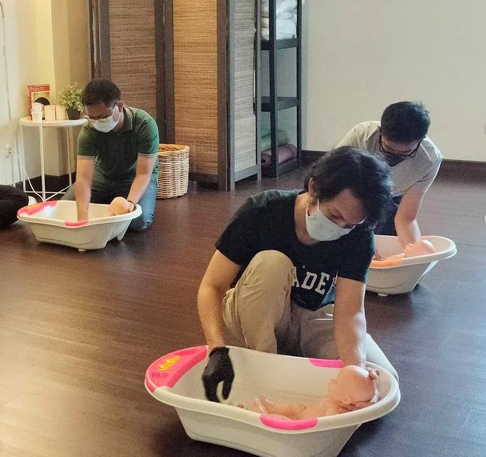 Nujuh Bulan Studio Dampingi Para Ibu Persiapkan Kehamilan hingga Pasca Persalinan - Foto 2