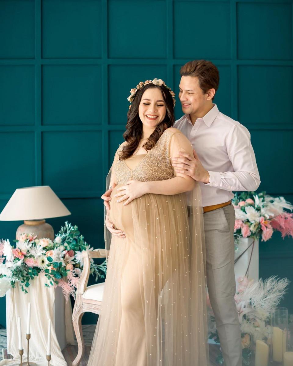 7 Potret Mesra Lidi Brugman dan Lucky Perdana, Dari Menikah Hingga Dikaruniai Anak - Foto 2