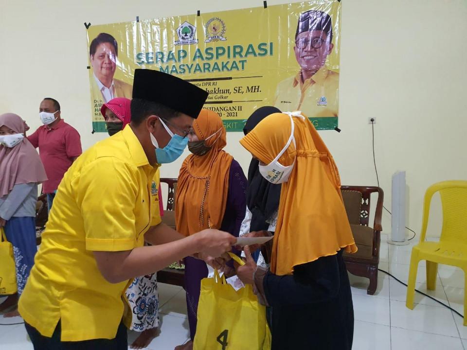 Manfaatkan Masa Reses, Misbakhun Ajak Konstituen Pahami Kebijakan Presiden Jokowi Atasi Pandemi - Foto 2