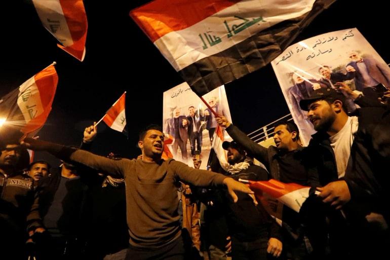 Peringatan Pertama Kematian Qassem Soleimani, Ribuan Pelayat Turun ke Jalan - Foto 2