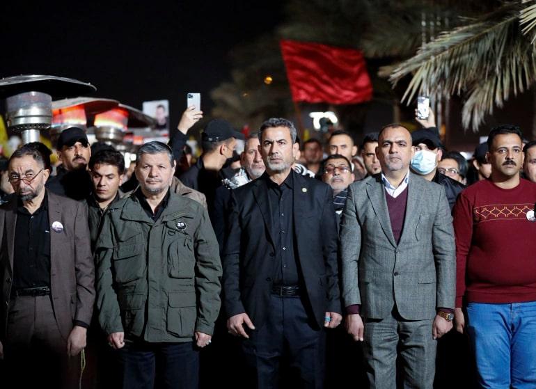 Peringatan Pertama Kematian Qassem Soleimani, Ribuan Pelayat Turun ke Jalan - Foto 1