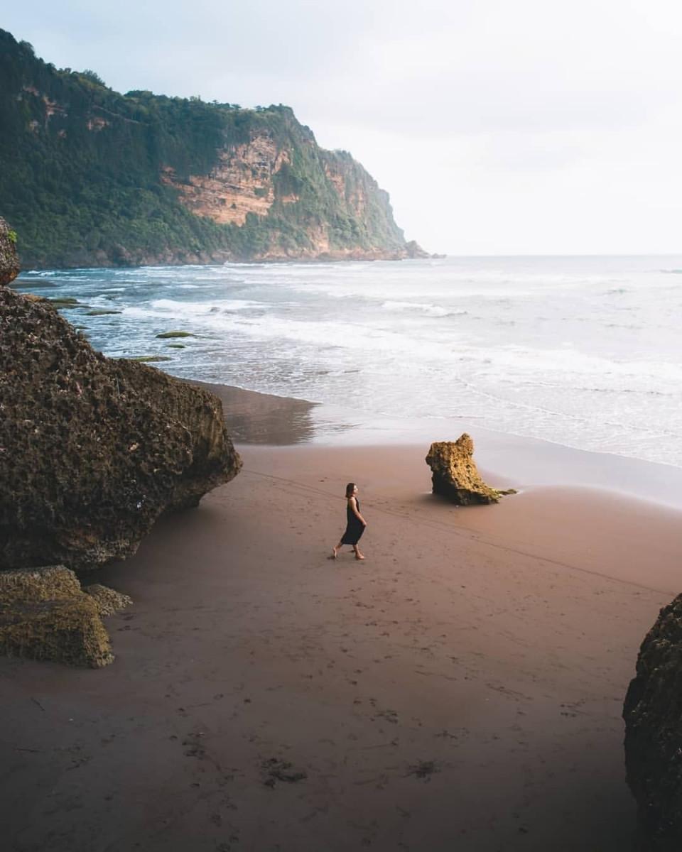 Baru! Yang Cantik, Seru hingga Ekstrem di Pantai Parangtritis