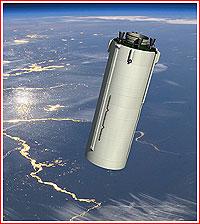 5 Sampah Luar Angkasa Paling Berbahaya, Terbanyak dari Rusia - Foto 1