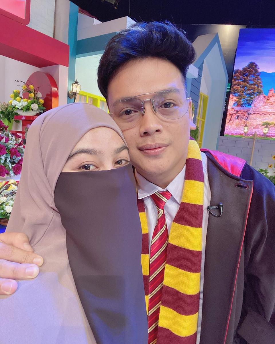 5 Fakta Perjalanan Cinta Natta Reza dan Wardah Maulina, Menikah Tanpa Pacaran - Foto 1