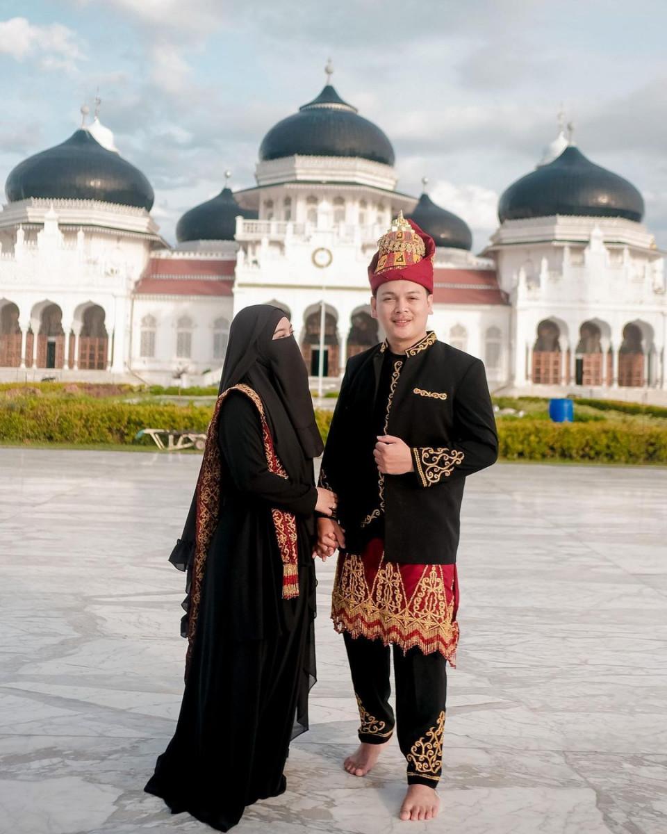 5 Fakta Perjalanan Cinta Natta Reza dan Wardah Maulina, Menikah Tanpa Pacaran - Foto 3