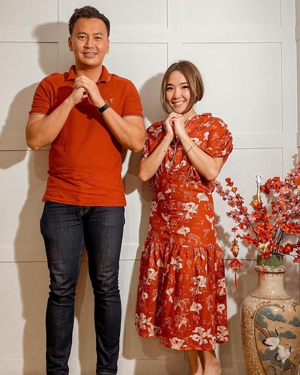 7 Potret Pasangan Artis Rayakan Hari Valentine, Romantis Abis - Foto 3