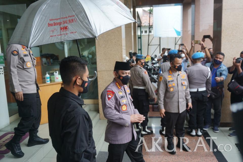 Tiga Wejangan Ketum PP Muhammadiyah untuk Kapolri Listyo Sigit - Foto 1