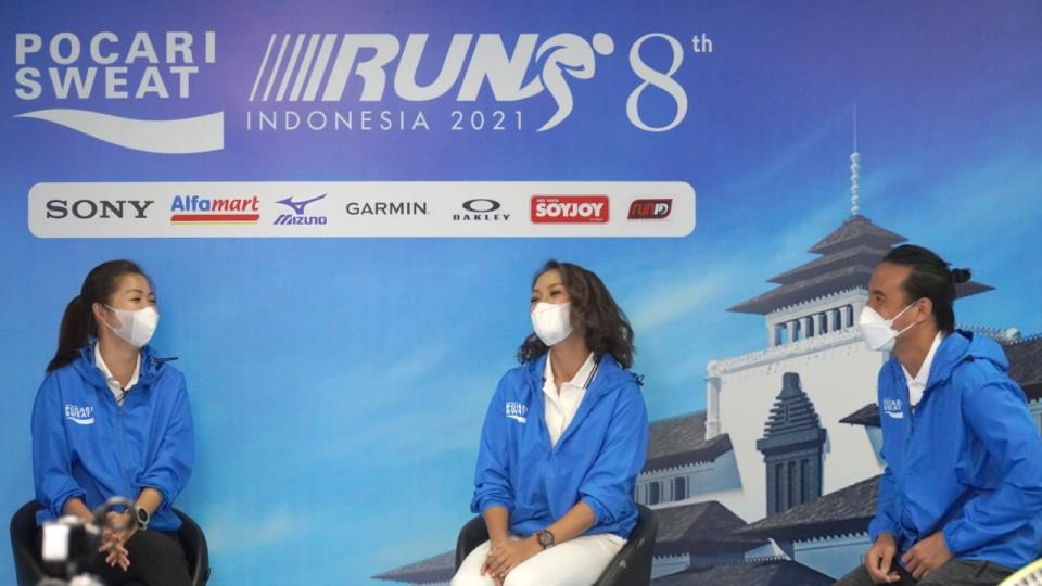 Pocari Sweat Run Indonesia 2021, Event Lari Terbesar di Indonesia - Foto 1