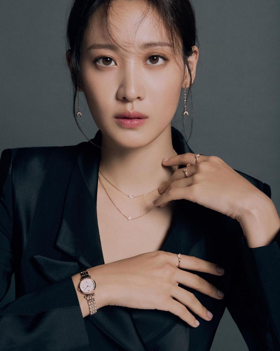 7 Fakta Menarik Claudia Kim, Aktris Korea Pemeran Nagini di Fantastic Beasts - Foto 1