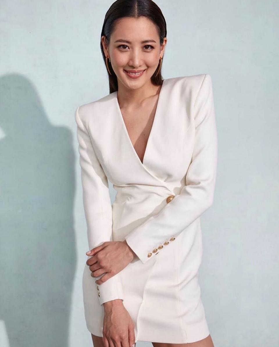 7 Fakta Menarik Claudia Kim, Aktris Korea Pemeran Nagini di Fantastic Beasts - Foto 4