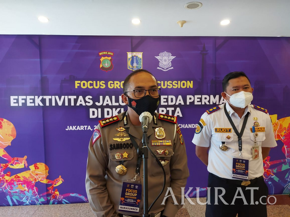 Demo BEM UI di Istana Presiden, Polisi Siapkan Rekayasa Lalu Lintas
