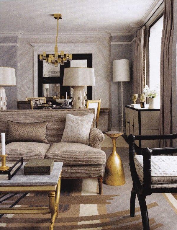 4 Cara Sederhana Ciptakan Ruangan Cantik dengan Warna Netral - Foto 2