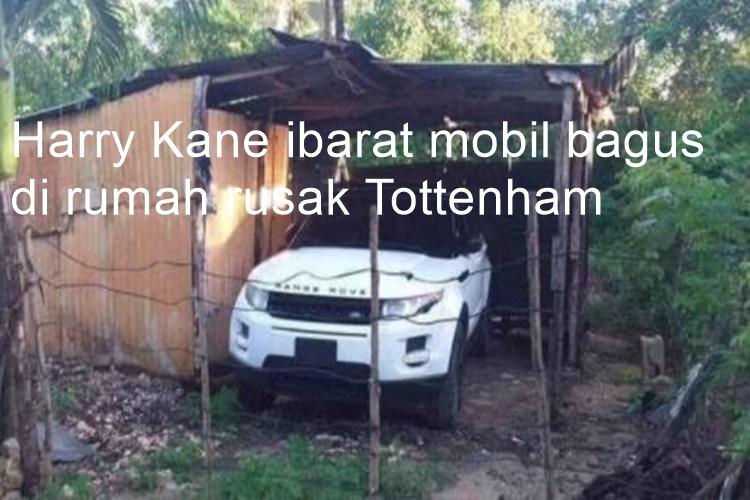 5 Meme Kocak Tottenham Hotspur, Kasihan Harry Kane - Foto 2