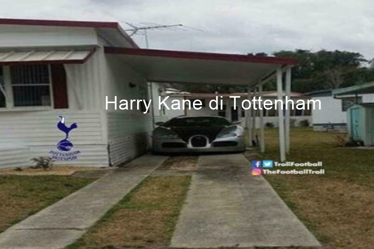 5 Meme Kocak Tottenham Hotspur, Kasihan Harry Kane - Foto 1