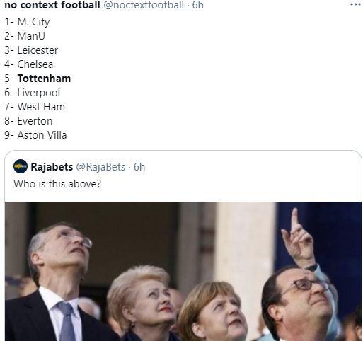 5 Meme Kocak Tottenham Hotspur, Kasihan Harry Kane - Foto 3