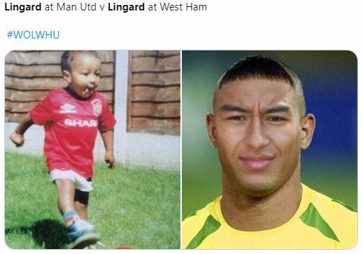 5 Meme Lucu Jesse Lingard yang Mengocok Perut, jadi Ronaldo Brasil - Foto 2