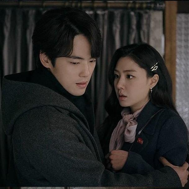 Dikabarkan Cinlok, 7 Potret Kedekatan Seo Ji-hye dan Kim Jung-hyun - Foto 5