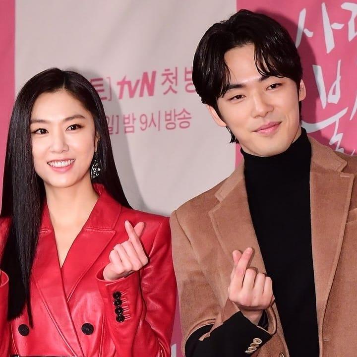 Dikabarkan Cinlok, 7 Potret Kedekatan Seo Ji-hye dan Kim Jung-hyun - Foto 3
