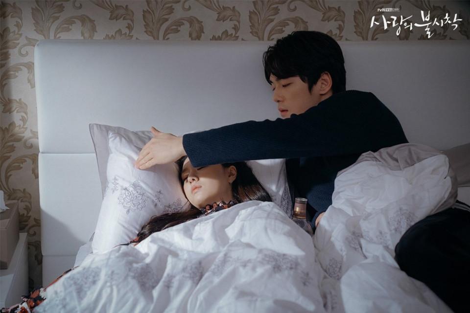 Dikabarkan Cinlok, 7 Potret Kedekatan Seo Ji-hye dan Kim Jung-hyun - Foto 7