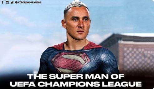 7 Meme Lucu Kekalahan Bayern dari PSG, Sane Memble tanpa Pep Guardiola - Foto 6