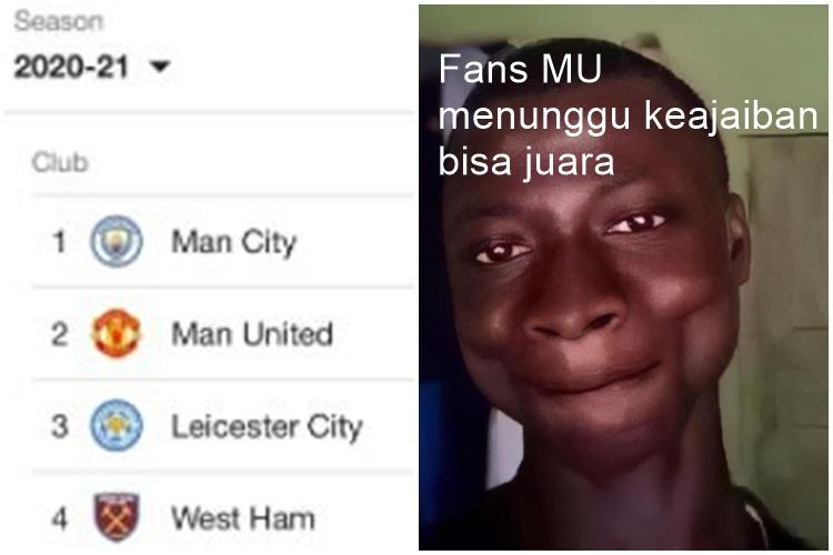 5 Meme Kocak Kekalahan Man City di Liga Primer, Kayaknya Gak Ngaruh Juga - Foto 4