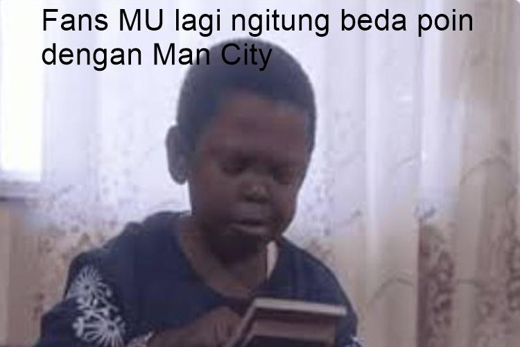 5 Meme Kocak Kekalahan Man City di Liga Primer, Kayaknya Gak Ngaruh Juga - Foto 2