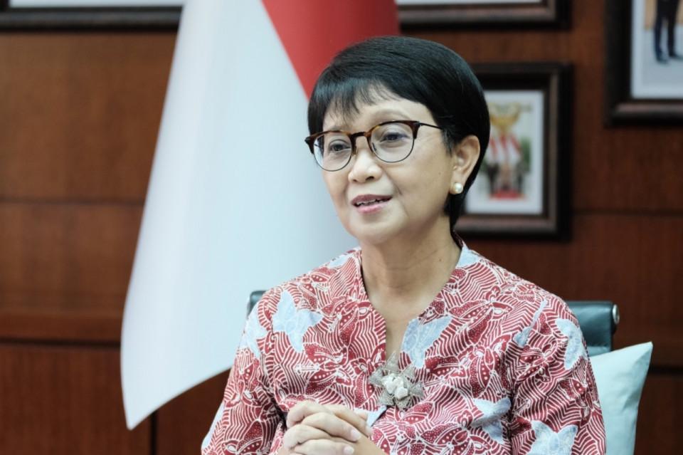 Menlu: Indonesia Terus Suarakan Kesetaraan Akses Vaksin bagi Semua Negara