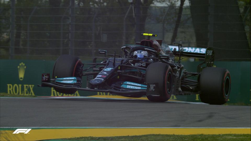 FP1: Duo Mercedes Terdepan, Verstappen Mengekor di Posisi 3