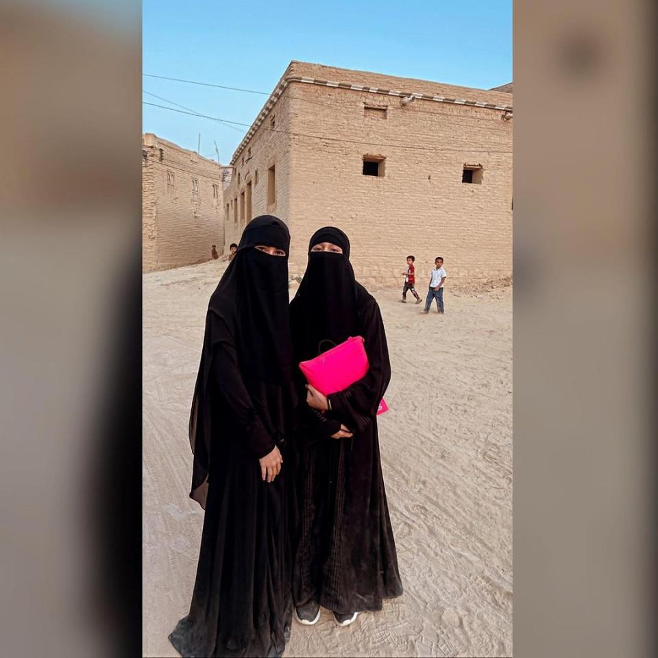 5 Momen Manis Kartika Putri dan Syarifah Syahra, Anak Tirinya yang Sekolah di Yaman - Foto 5