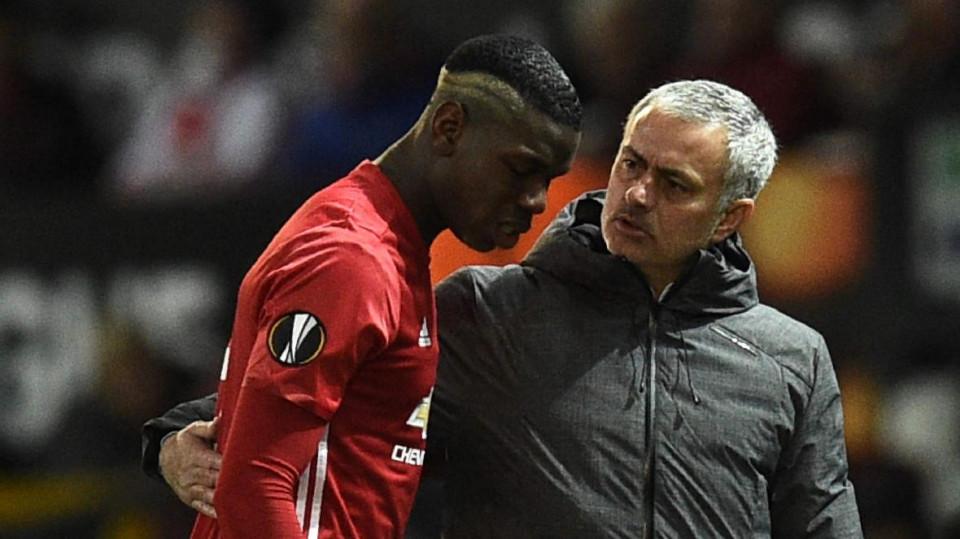 Dikritik Pogba, Mourinho: Saya Tidak Peduli