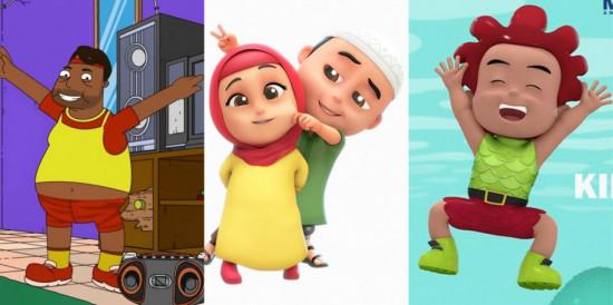 5 Serial Animasi Karya Anak Bangsa Yang Tak Kalah Keren Dari Luar Negeri