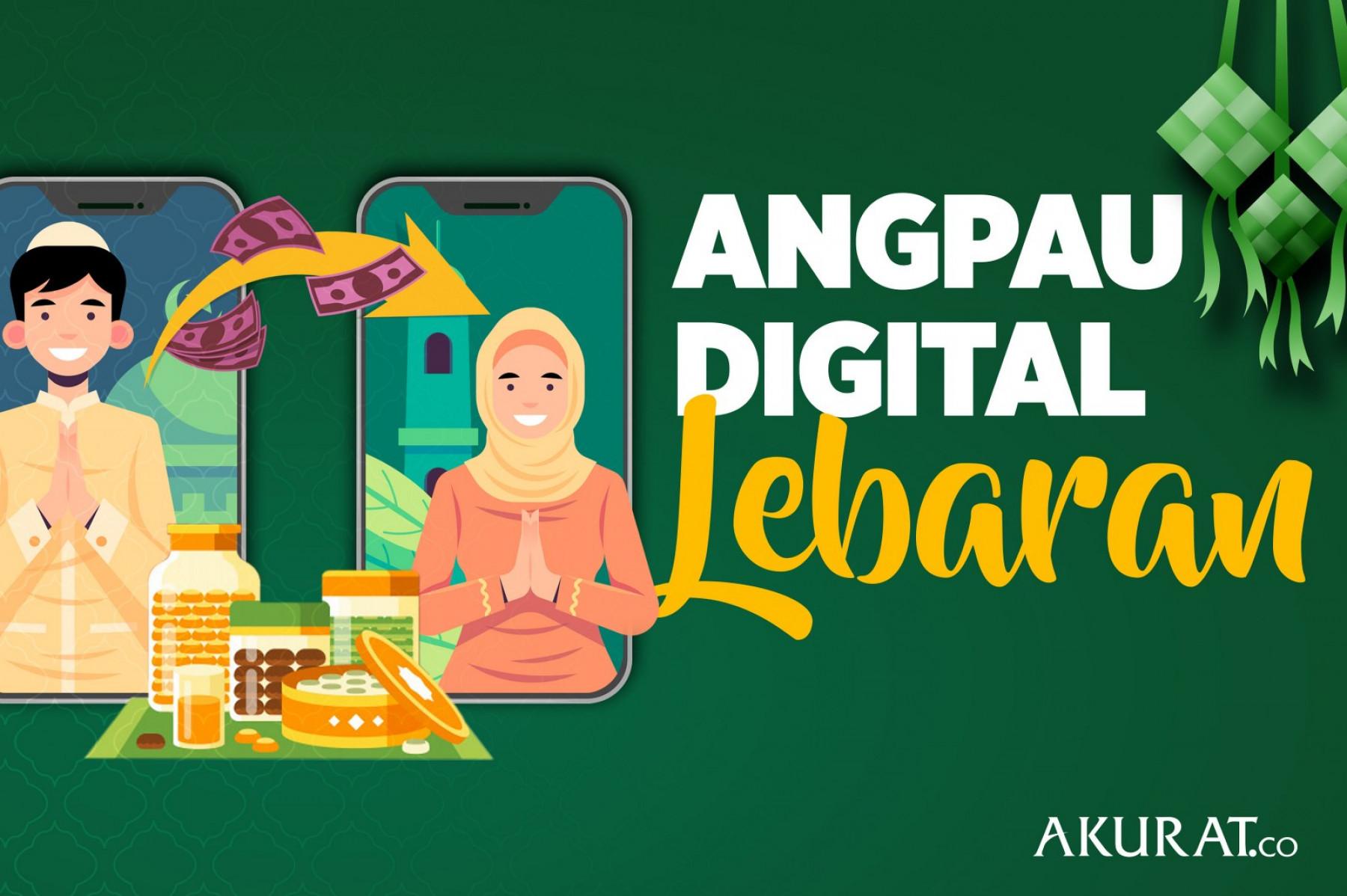 Angpau Digital Lebaran