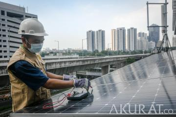 Pemerintah Dorong Pemanfaatan Energi Terbarukan