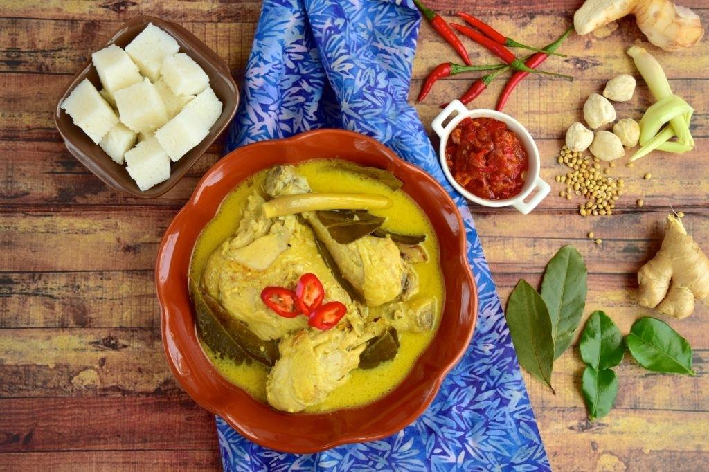Terater, Tradisi Anak-anak Bagi Makanan di Madura 7 Hari Usai Lebaran - Foto 1