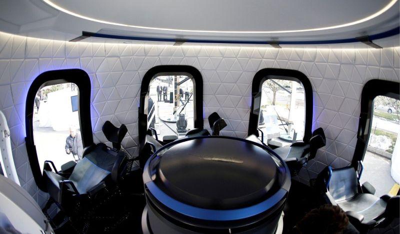 Perusahaan Blue Origin Milik Jeff Bezos akan Buka Perjalanan Tamasya ke Orbit Bumi - Foto 2
