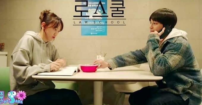 7 Potret Serasi Ryu Hye-young dan Kim Bum di Drama Law School, Bikin Baper Abis - Foto 4